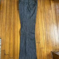 Express Warm Wool Bootcut Winter Editor Pants Sz 10 Photo