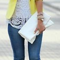 Express White Longsleeve Lace Shirt Size Small Photo