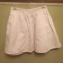 Express White Skirt Size 6  Photo