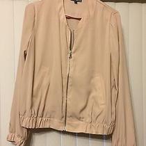 Express Wind Jacket - Blush - Medium  Photo