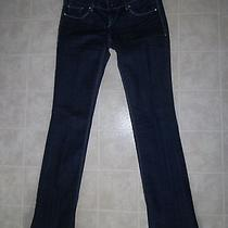 Express Womans Ultra Low Rise Jeans Size 0r Zelda Barely Boot Mint Photo