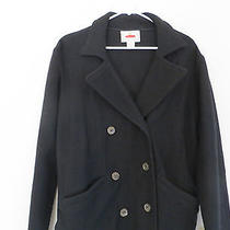 Express Women Black Blazer Size M Photo