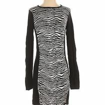 Express Women Black Casual Dress S Photo