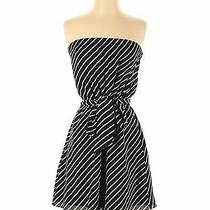 Express Women Black Casual Dress Xs Photo