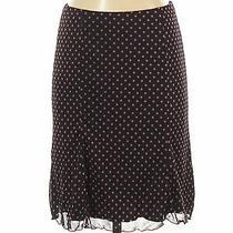 Express Women Black Casual Skirt M Photo