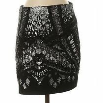 Express Women Black Formal Skirt S Photo