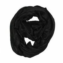 Express Women Black Scarf One Size Photo