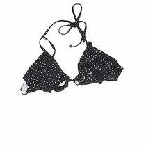 Express Women Black Swimsuit Top M Photo