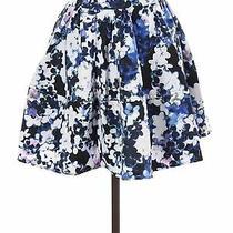 Express Women Blue Casual Skirt 2 Photo