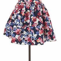 Express Women Blue Casual Skirt 4 Photo