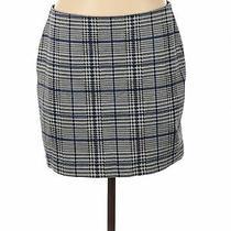 Express Women Blue Casual Skirt M Photo