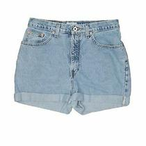Express Women Blue Denim Shorts 11 Photo