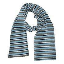 Express Women Blue Scarf One Size Photo