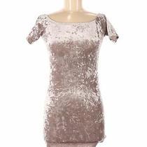 Express Women Brown Casual Dress M Photo