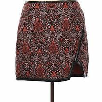 Express Women Brown Casual Skirt 10 Photo