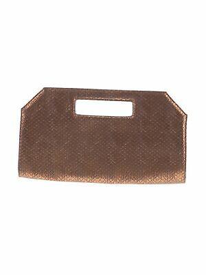 Express Women Brown Clutch One Size Photo