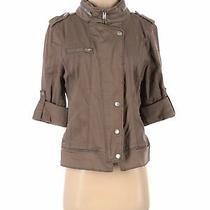 Express Women Brown Jacket M Photo