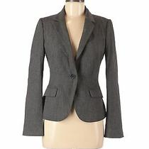 Express Women Gray Blazer 6 Photo