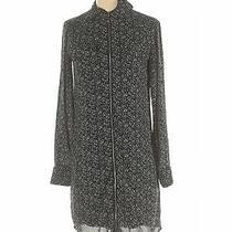 Express Women Gray Casual Dress Xs Photo
