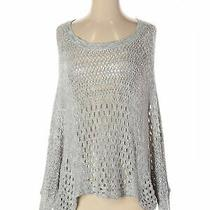 Express Women Gray Pullover Sweater Xs Photo