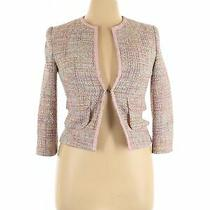 Express Women Pink Blazer 8 Photo