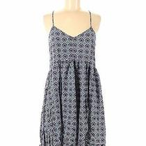Express Women Purple Casual Dress M Photo