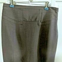 Express Women's  Businesstan Professional Skirt Size 6 Photo