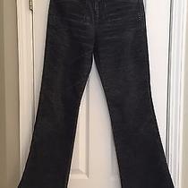 Express Women's Corduroy Pants Size 1/2 Photo