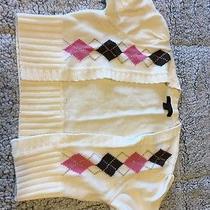 Express Women's Crop Cream Sweater Photo