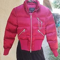 Express Women's Down Puffer Jacket- Xsmall- So Cute Photo