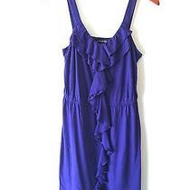 Express Women's Dress Sleeveless Purple Size Small Photo
