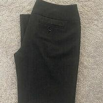 Express Womens Editor Pants Size 8 Black in Great Shape Photo
