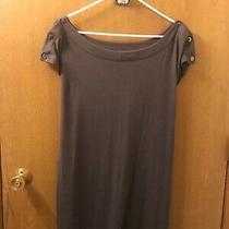 Express Womens Gray Dress Size Large Photo
