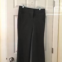 Express Women's Gray Editor Dress Pant 6short Photo