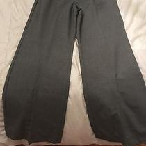 Express Women's Grey Editor Pants Size 8 Photo