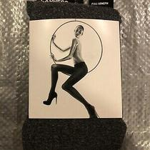 Express Womens Heather Grey Full Length Tights Size M/l Photo