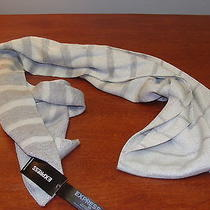 Express Women's Metallic Scarf Photo