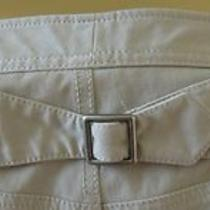 Express Women's Pants - Stretch - Size 9-10r - Beige - Great Detail - Must See Photo