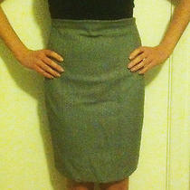 Express Women's Pencil Skirt. Black & Gray Ladies Apparel Work Business Photo