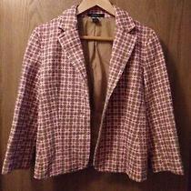 Express Women's Pink Blazer/jacket Size 8  Photo