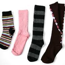 Express (Women's) Set of 4 Pairs of Dress Socks - Size 7-9 Photo