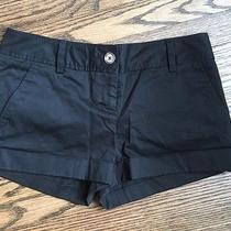 Express Women's Shorts Size 2 Black  Photo