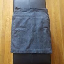 Express Women's Size 2 Gray Career Work Skirt  Photo
