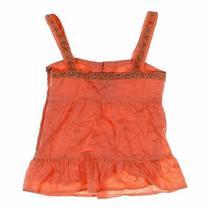 Express Women's  Sleeveless Top Size Xs  Pink  Free Spirit Photo