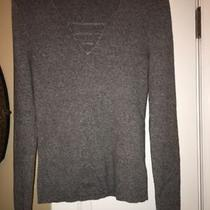 Express Women's Sweater Size Large Gray Pullover Photo