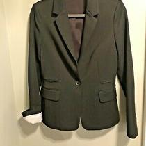 Express Womens Black Blazer - Size  8 Photo