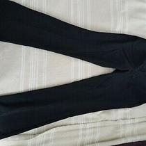 Express Womens Black Columnist Career Dress Pants Size 2r Photo