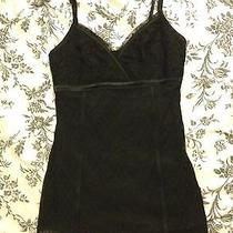 Express Womens Bustier Corset Lace Xs Fredericks Lingerie Clubbing vs Black Photo