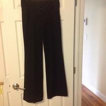 Express Womens Editor Pants - Black - Size 0r Photo