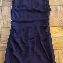 Express Womens Eggplant Purple Dress Size 6  Photo